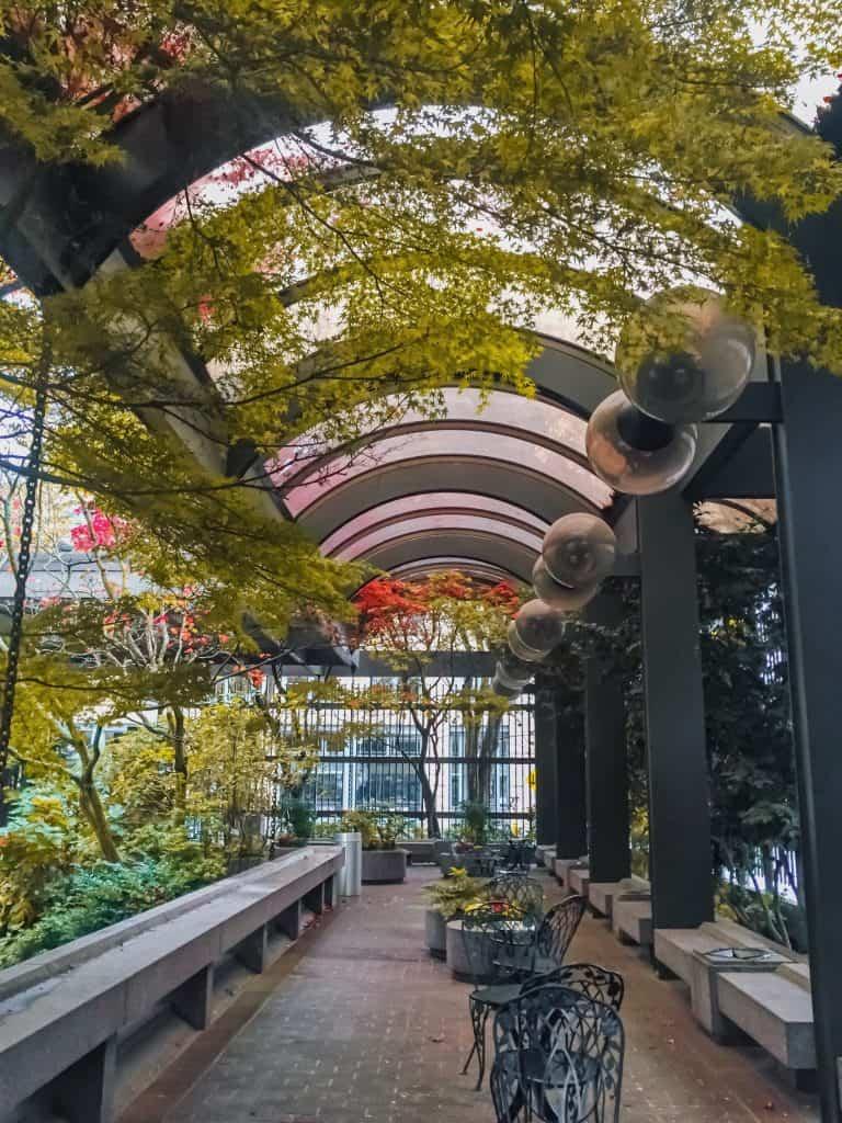 UPS Waterfall Garden Park