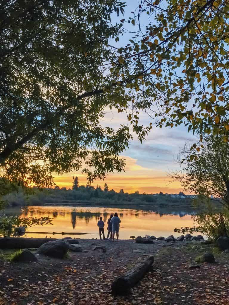 Clark Lake Park